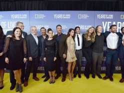 "Schwarzenegger & National Geographic Host Premiere for 2nd Season of ""Years of Living Dangerously"""
