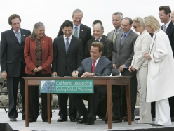 USC Schwarzenegger Institute Congratulates Californians For Meeting  AB 32 Goal Four Years Early