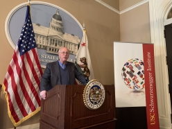 Schwarzenegger Institute Provides Legislative Briefing on Economic Impacts of the PACE Program