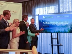 Schwarzenegger Institute Partners with National Caucus of Environmental Legislators to Launch First of Its Kind Digital Environmental Legislative Handbook