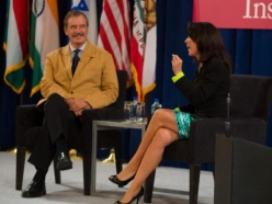 President Vicente Fox Urges the U.S. to Embrace Immigration Reform