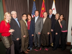 US-China Green Innovators Forum at USC