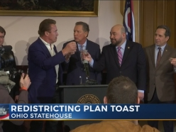 Schwarzenegger and Kasich Toast Ohio's Effort to Pass Redistricting Reform