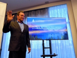 Schwarzenegger Institute Expands First of Its Kind Digital Environmental Legislative Handbook by Adding Bills From Hawaii and Maine