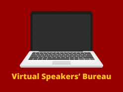 Institute Launches Virtual Speakers' Bureau for Universities Across the Globe