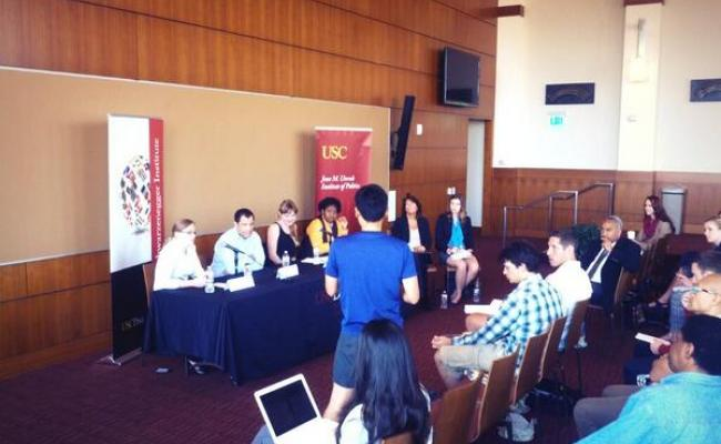 Students Talk Back: A Weekly Politics and Public Policy Forum