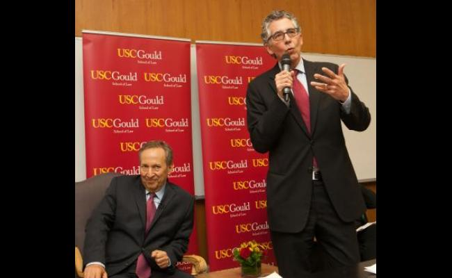 Tax conference was organized by USC Gould's tax faculty, drew tax scholars from around the country