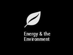 energy and the environment